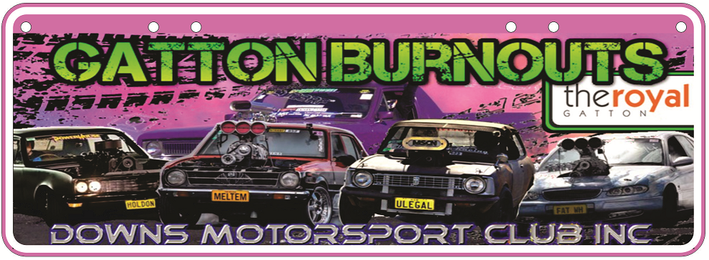 2 - Gatton Burnouts